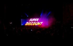 Super Discount 3 / Etienne De Crecy - Art Rock 2015 - Sylvain Ernault - La Déviation