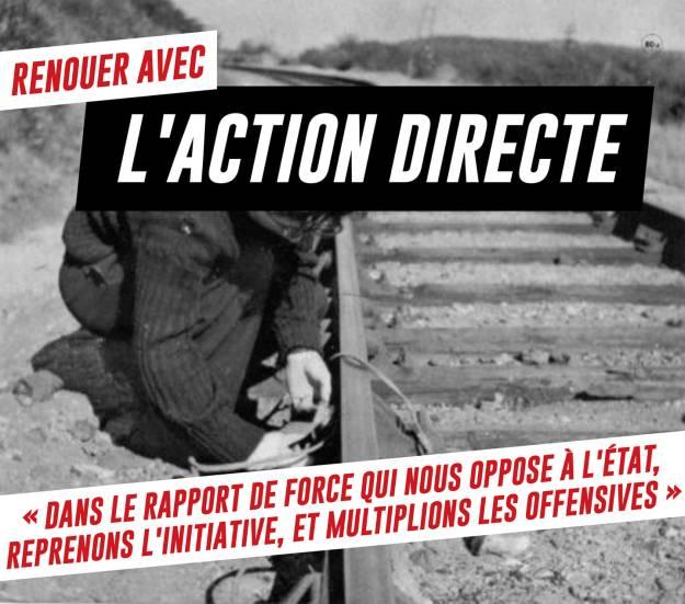 200512 - Visuel Lille insurgée avec l'action directe - La Déviation