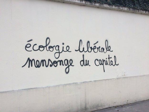 200520 - Tag Ecologie libérale mensonge du capital by Mathilde Panot - La Déviation
