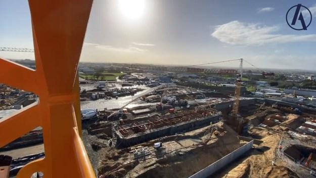 200605 - Capture d'écran clip SAS Armatures centrale gaz Landivisiau - La Déviation
