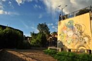 Medellin barrio art
