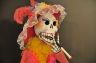 Day of the Dead is very popular in Mexican fashion