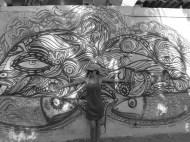 Zipolite street art