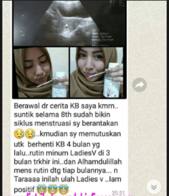 ladies V Infinesse Jakarta