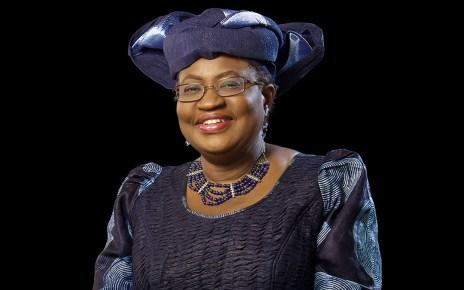 Mrs Ngozi Okwonjo-Iweala