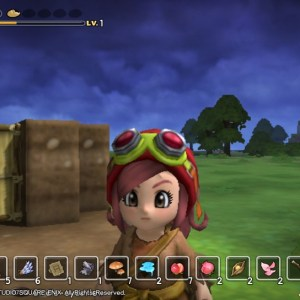 Demo Dragon Quest Builders First