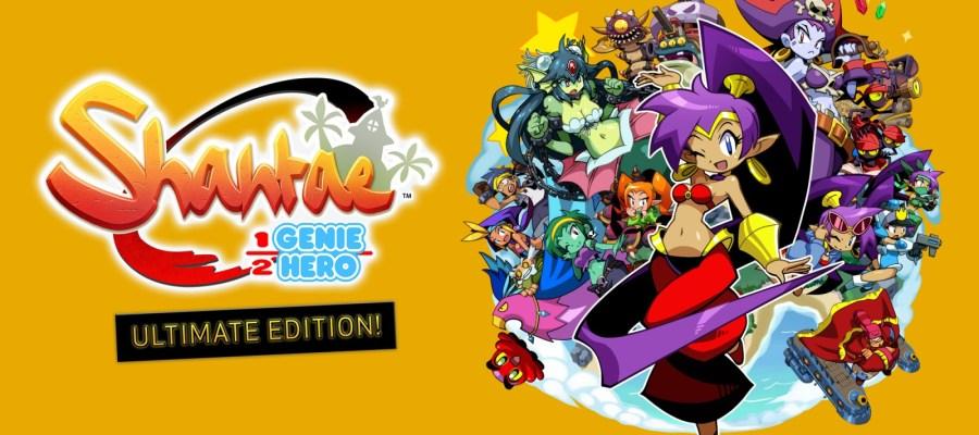 Shantae Half Genie Hero Ultimate Edition Review Ladiesgamerscom