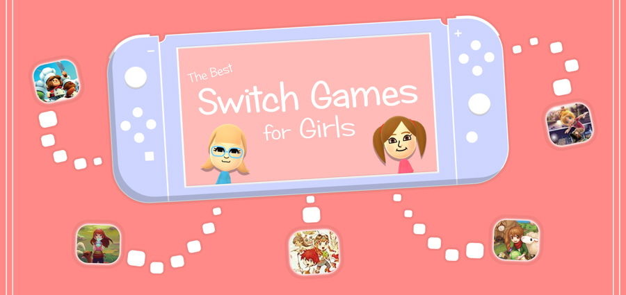 The Best Switch Games For Girls Ladiesgamers Com