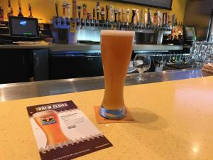 Odell's Milkshake IPA Limited Release at Buffalo Wild Wings for your Fantasy Football Draft Party