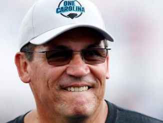NFL Head Coach Ron Rivera