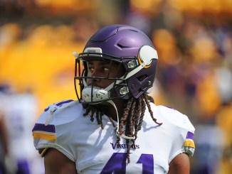 Minnesota Vikings free safety Anthony Harris