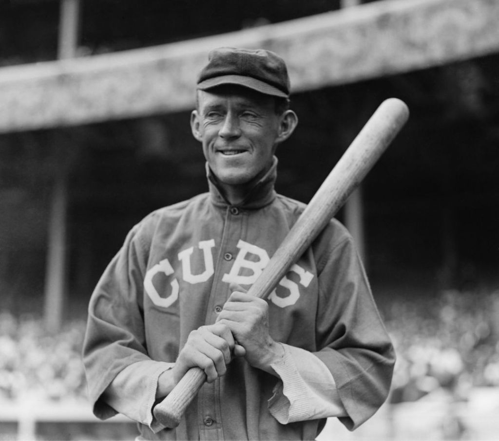Chicago Cubs Johnny Evers