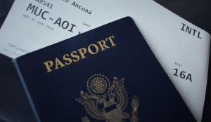 Ladies N The Sky Passport 2