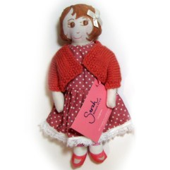 Sarah doll Genesis 21 v 6 Laughter Sarah was the wife of Abraham and mother of Isaac