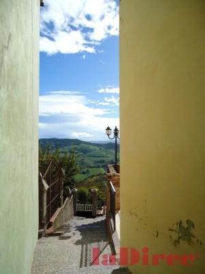 Belvedere Fogliense - scorcio 2012