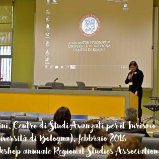 Univeresità di Bologna, Campus di Rimini, 2016