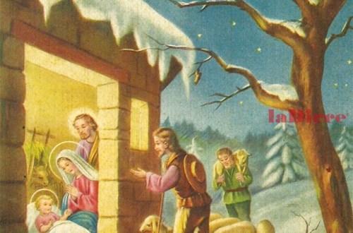 Auguri di Natale vintage