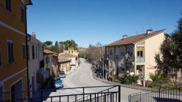 Ginestreto, vista sul borgo