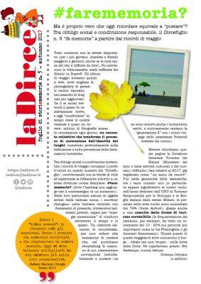 Dircefoglio n. 5 - prima pagina