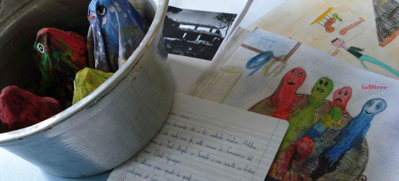 Educare alla memoria - Progetto Caccia alle tracce 2007-2008