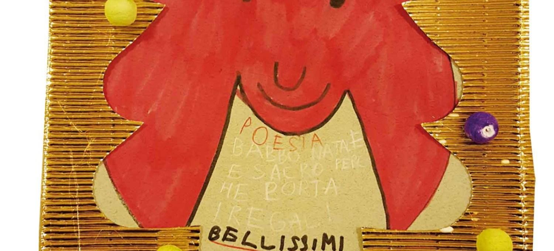 Natale 2016 - artwork di Costanza Vannini Ortolani (8 anni)