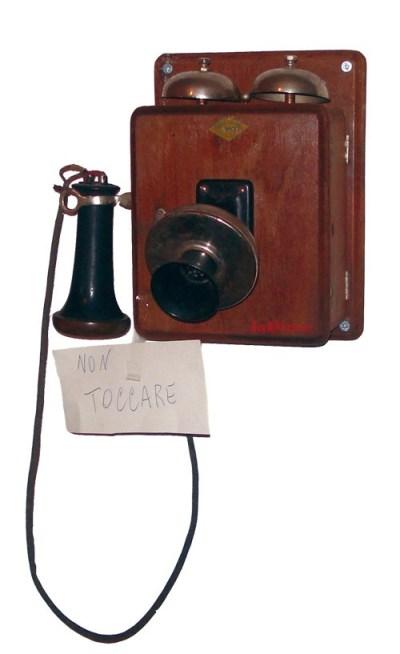 Maria Teresa Badioli telefono bachelite