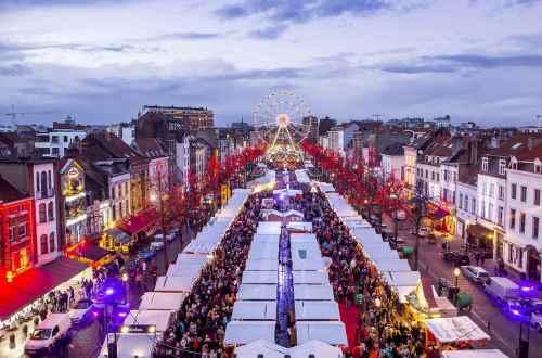 Bruxelles Natale