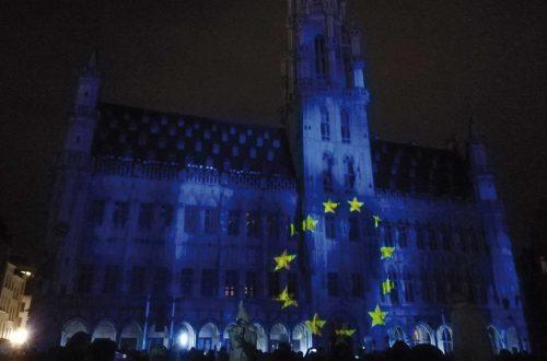 Bruxelles 2018 - Anno Europeo del Patrimonio culturale