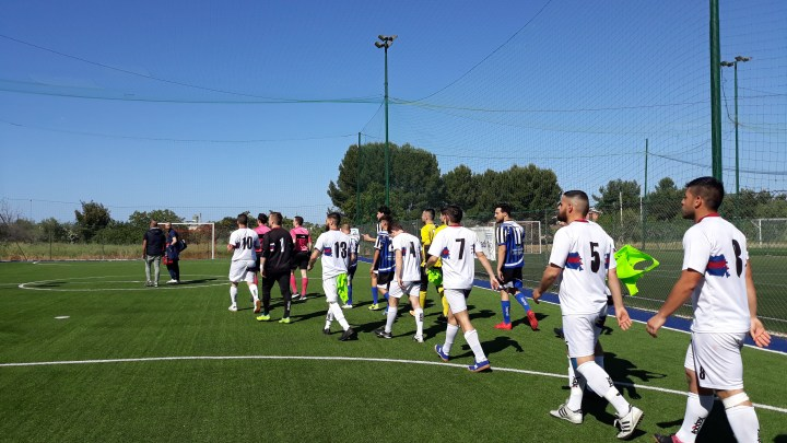 Il Futbol Cinco vince nella finale Playoff del Girone A