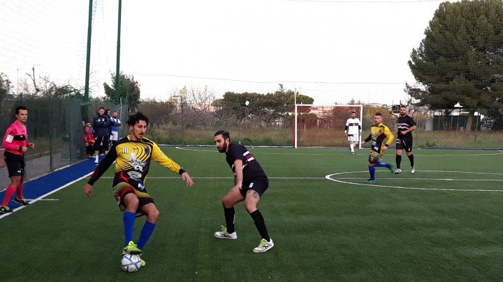 Si gioca per la finalissima PlayOff, in campo scendono Futbol Cinco e Terlizzi