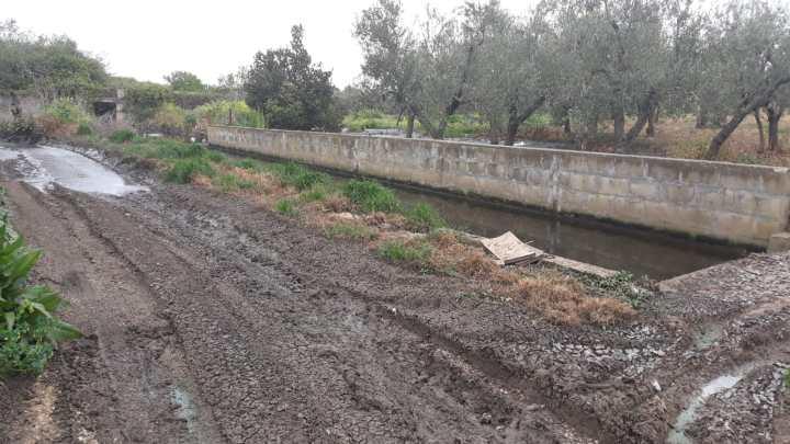 M5S denuncia: abbiamo segnalato sversamento acque reflue in località Carrara Lama di Macina