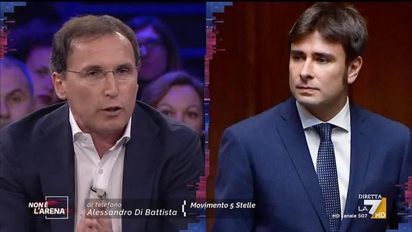 Europee: F. Boccia a Di Battista, arroganza politica ha fatto vittime illustri