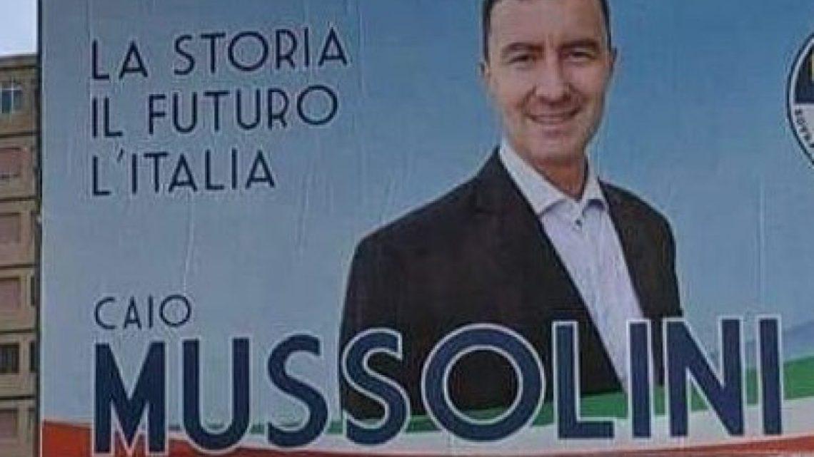 Europee, Caio Mussolini incontra amici e simpatizzanti a Bisceglie