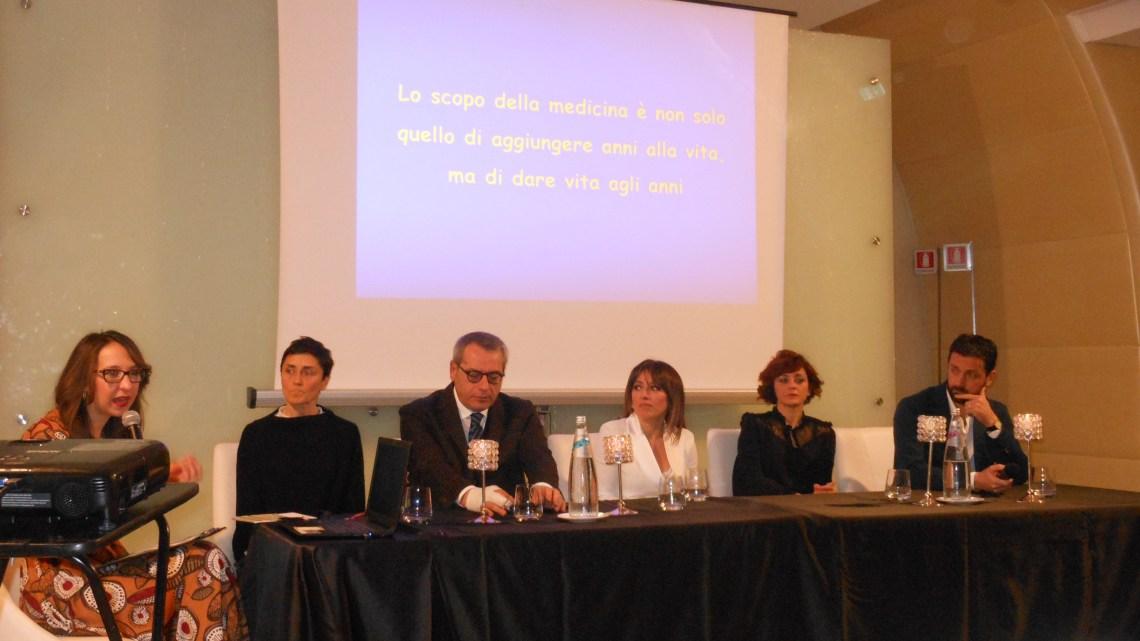 Prevenzione contro le malattie attraverso il massaggio, Convegno a Villa Ciardi