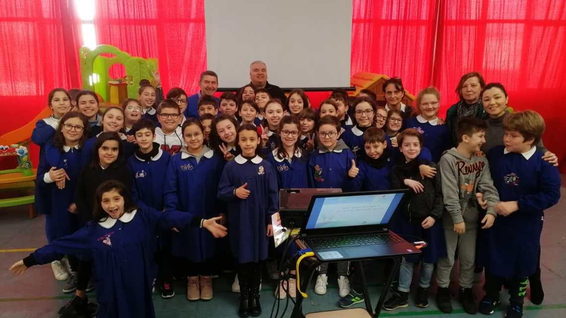 """Grande successo del progetto Rotary-Caritas """"fare un bidone allo spreco"""""""