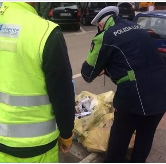 Corretto conferimento dei rifiuti, proseguono serrati controlli. Altre multe in arrivo.