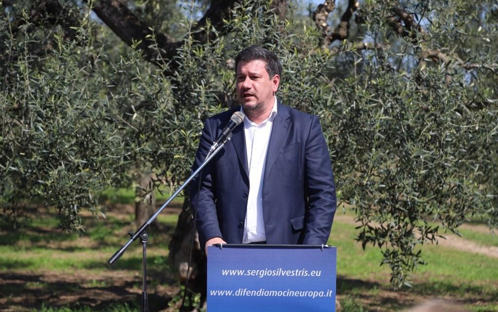 Europee, venerdì 24 maggio Silvestris in piazza per comizio chiusura campagna elettorale