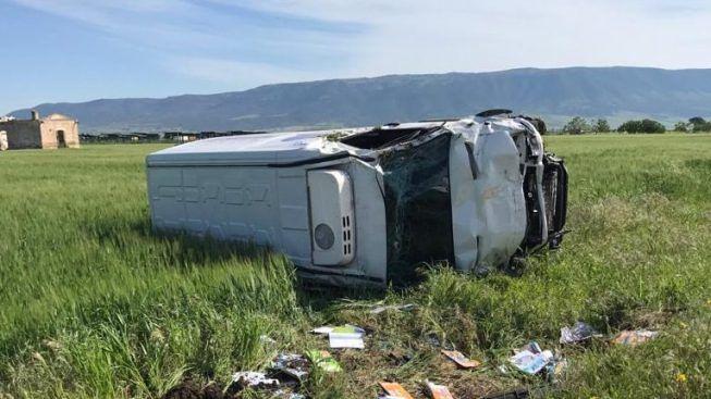 Incidente nel foggiano, il conducente del furgone era sotto effetto di droghe