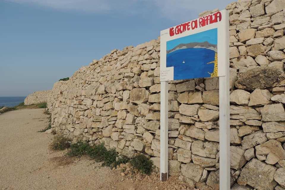 Pro Natura e Scuola Media Monterisi, insieme per nuovi cartelloni alle Grotte di Ripalta