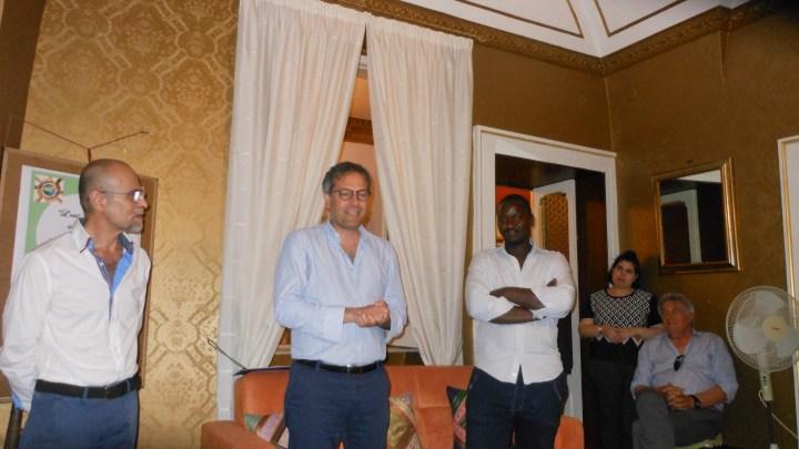 Una serata di beneficenza per costruire una scuola di cucina in Africa