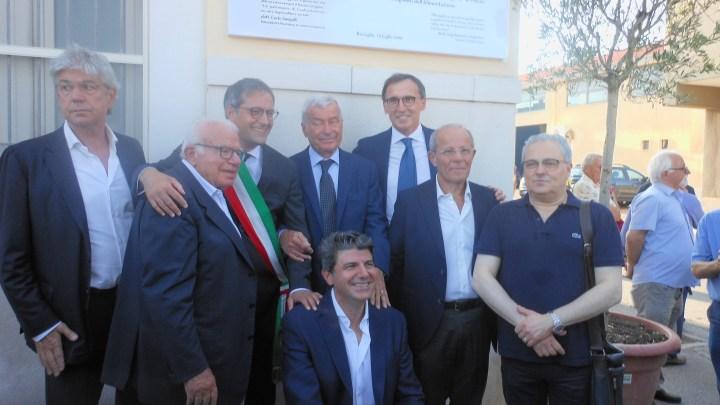 Mercato Ortrofrutticolo in memoria di Abbascià. Albano: «Gli cantavo canzoni a telefono nei suoi ultimi giorni»