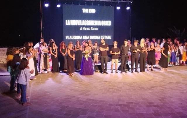 Summer Show, lo spettacolo della Nuova Accademia Orfeo al Teatro Mediterraneo a Bisceglie