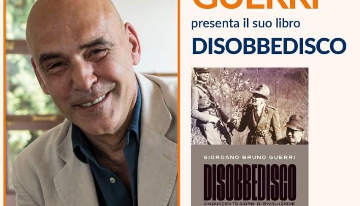 """""""Disobbedisco"""",  quarto appuntamento del #FuoriCartellone di Libri nel Borgo Antico"""