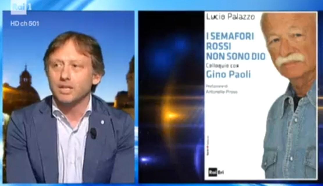 Lucio Palazzo da Marzullo per parlare di Gino Paoli