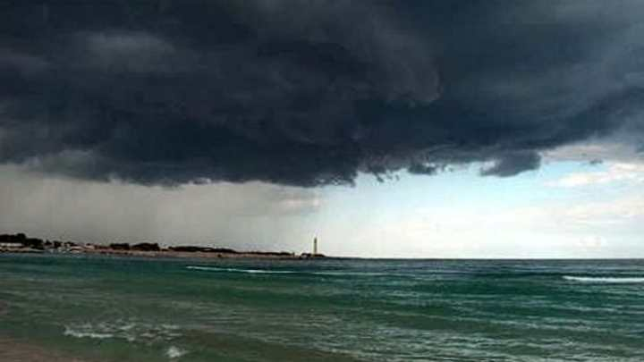 Allerta meteo, forti temporali e rischio grandine anche su Bisceglie