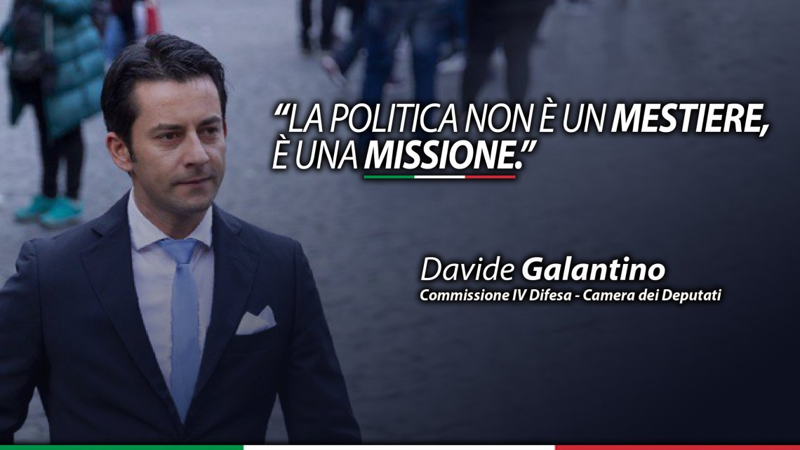 M5S, on. Galantino: «Felice di avervi mollato in tempo. Al voto, parola agli italiani»