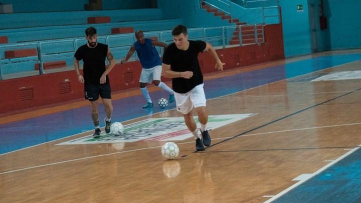 Futsal, oggi test-match contro il CMB