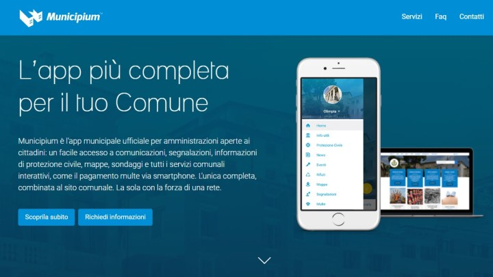 Municipium, finalmente una app che ci dice cosa un'Amministrazione NON fa