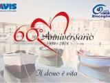 AVIS di Bisceglie: uno speciale annullo filatelico di Poste italiane celebrerà il 60° anniversario dalla fondazione