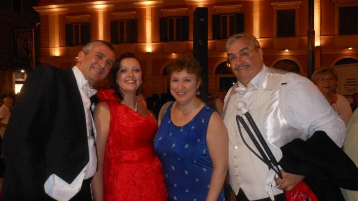 Il magico mondo dell'operetta, con Carlo Monopoli e Raffaella Montini